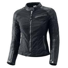 Held bunda dámská STREET HAWK vel.M černá, denim+Kevlar
