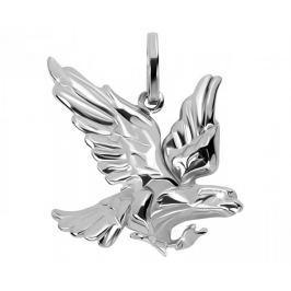 Brilio Silver Stříbrný přívěsek Orel 441 001 01228 04 - 6,77 g stříbro 925/1000