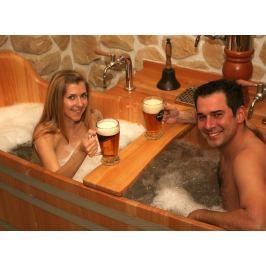 Poukaz Allegria - pivní koupel Bernard pro dva Praha 2
