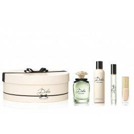 Dolce & Gabbana Dolce - EDP 75 ml + tělové mléko 100 ml + lak na nehty 11 ml + EDP 7,4 ml