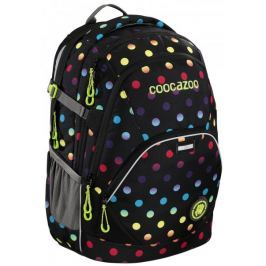CoocaZoo Školní batoh EvverClevver2, Magic Polka