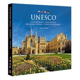 Sváček Libor: Česká republika UNESCO/česky, německy, anglicky, francouzsky