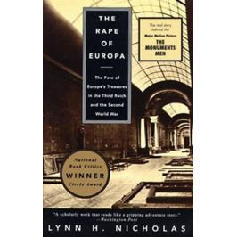Nicholas Lynn H: The Rape of Europa