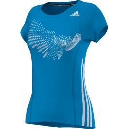 Adidas Graph Tee Women modrá XS