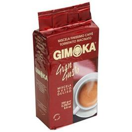 Gimoka Gran Gusto mletá káva 4 x 250 g
