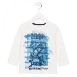 Losan chlapecké tričko 92 bílá