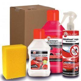 B-Clean Balíček auto péče o exteriér malá na těžké nečistoty