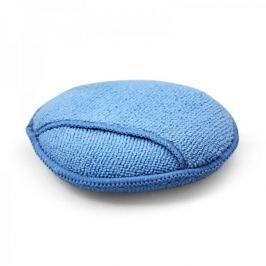 KAJA Houbička z mikrovlákna na mytí a leštění, 280 g/m², 12 cm, modrá, 10 ks v balení