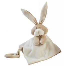 Wooly organic Usínáček s kousátkem Bunny