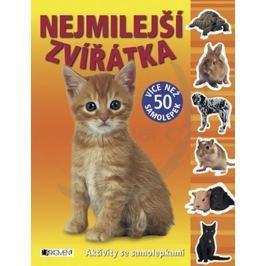 Zumrová Olga: Nejmilejší zvířátka - aktivity se samole