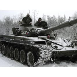 Poukaz Allegria - řízení bojového tanku - standard