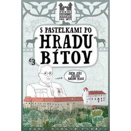 Chupíková Eva: S pastelkami po hradu Bítov