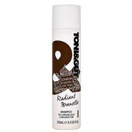 Toni&Guy Šampon pro hnědé vlasy (Shampoo Radiant Brunette) 250 ml