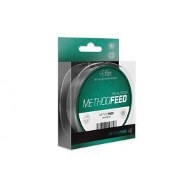 FIN Vlasec Method Feed Šedá 200 m 0,18 mm, 6,6 lb