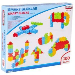 Pilsan stavebnice Smart Blocks - 100 ks