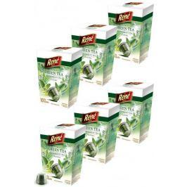 René Green&Peppermint Tea kapsle Nespresso 10 ks, 6 balení