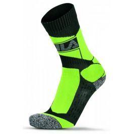 FILA Skating Socks Pro Coolmax Yellow S 35-38
