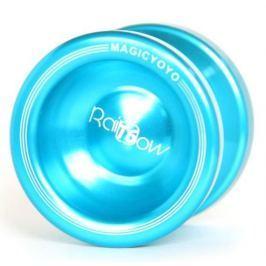 Teddies Jojo T6 - Rainbow 5x4cm hliník/kov modrá