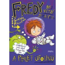 Pritchettová Georgia: Fredy 4. Největší strašpytel a přílet ufounů