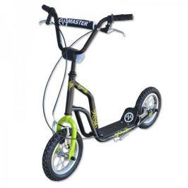 Master Koloběžka Ride černá/zelená