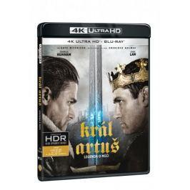 Král Artuš: Legenda o meči  (2 disky) - Blu-ray + 4K ULTRA HD