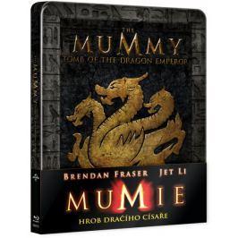 Mumie: Hrob dračího císaře   - Blu-ray