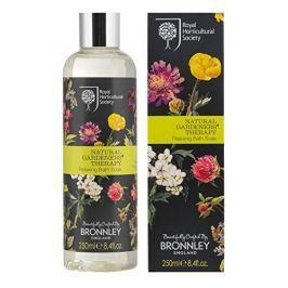 Bronnley Relaxační koupel s mandlovým olejem Natural Gardeners Therapy (Relaxing Bath Soak) 250 ml