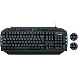 Connect IT BIOHAZARD klávesnice pro hráče, USB (CI-218)