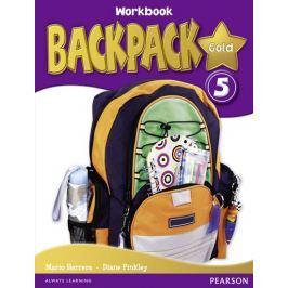 Pinkley Diane: Backpack Gold 5 Workbook & Audio CD N/E pack