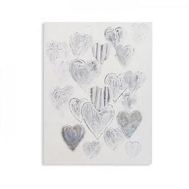 Papillon Obraz Heart 100x80 cm, olej na plátně