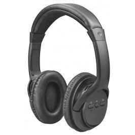 Trust Ziva Bluetooth Wireless Headphones, černá