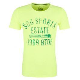 s.Oliver pánské tričko M žlutá Produkty