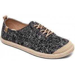 Roxy Flora Lace UP J Shoe Blk Black 37