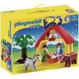 Playmobil 6786 Jesličky 1.2.3