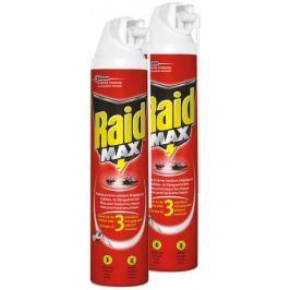 Raid Max pěna proti lezoucímu hmyzu 2x400 ml