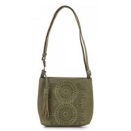 Tom Tailor zelená kabelka Nina