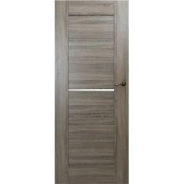 VASCO DOORS Interiérové dveře IBIZA kombinované, model 2, Kaštan, A