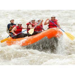 Poukaz Allegria - rafting v peřejích aneb raftová akademie Adrenalin