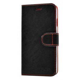 Fixed flipové pouzdro FIT, kolekce RedPoint, Acer Liquid Z330/M330, černé, červené prošití