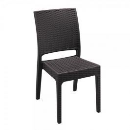 BHM Germany Jídelní židle Florian, hnědá