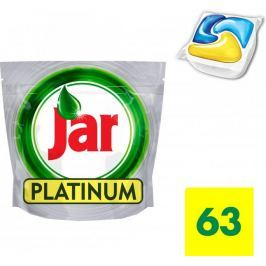 Jar kapsle Platinum Yellow 63 ks
