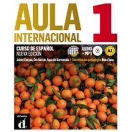 kolektiv: Aula International Nueva Edición 1 (A1) - Libro del Al. + CD