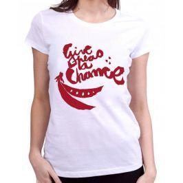 KlokArt dámské tričko Stanley & Stella Likes bílá L