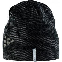Craft Čepice Knit Star Černá S/M