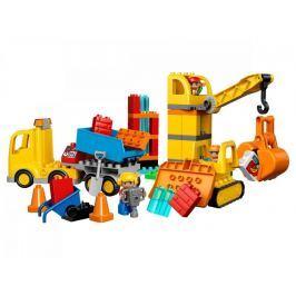 LEGO DUPLO® 10813 Velké staveniště