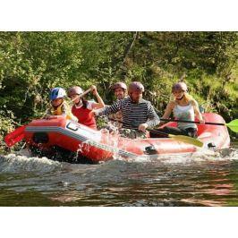 Poukaz Allegria - rafting pro celou rodinu