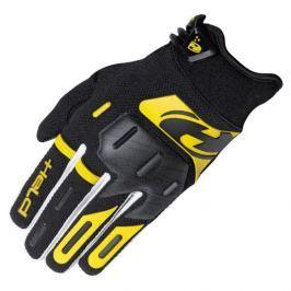 Held crossové rukavice  HARDTACK vel.11 černá/žlutá (pár)