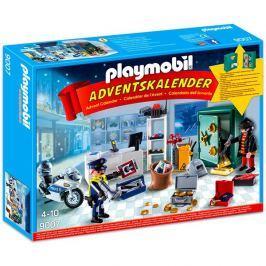 Playmobil 9007 Adventní kalendář Policejní zásah v klenotnictví9007 Adventní kalendář Policejní zásah v klenot
