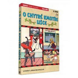 O chytré kmotře lišce (2DVD)   - DVD