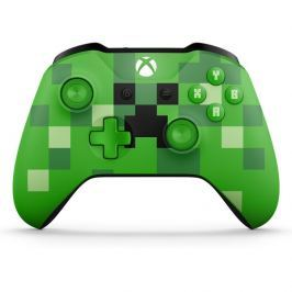 Microsoft Xbox One S Gamepad Minecraft Creeper
